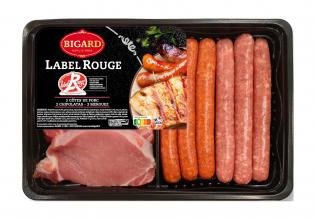 Plateau Label Rouge Bigard