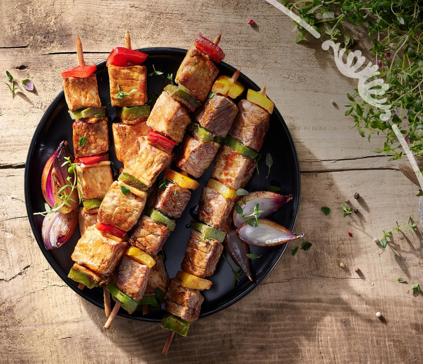 Gamme Brochettes Bigard